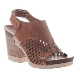 Women's OTBT Jet Set Sandal Havana Leather
