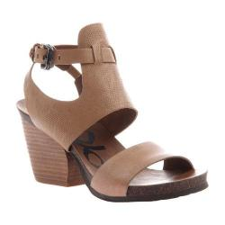 Women's OTBT Lee Sandal Sahara Leather