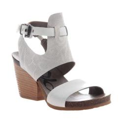 Women's OTBT Lee Sandal White Leather
