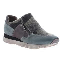 Women's OTBT Sewell Sneaker Blue Grey Synthetic
