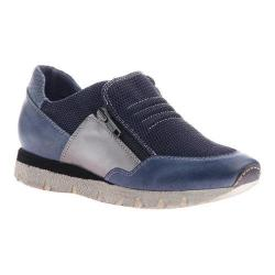 Women's OTBT Sewell Sneaker Blue Synthetic