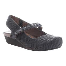 Women's OTBT Traveler Slingback Soft Grey Leather