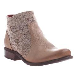 Women's OTBT Dare Devil Ankle Boot New Taupe Leather/Textile