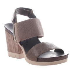 Women's OTBT Duty Free Sandal Mint Leather/Textile