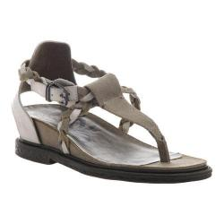 Women's OTBT Earthly Thong Sandal Cement Leather