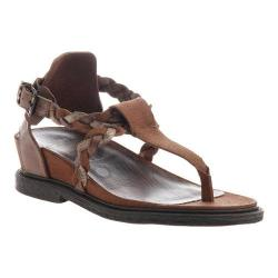 Women's OTBT Earthly Thong Sandal Havana Leather