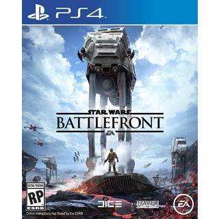 PS4 - Star Wars Battlefront