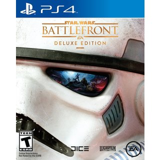 PS4 - Star Wars Battlefront Deluxe Edition