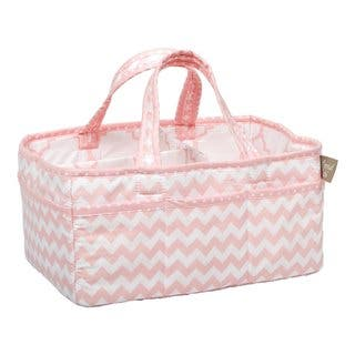 Trend Lab Pink Sky Storage Caddy|https://ak1.ostkcdn.com/images/products/10100102/P17241370.jpg?impolicy=medium