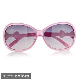 Crummy Bunny Little Girl's Fashion Sunglasses with Bow