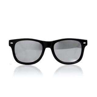 Crummy Bunny Brad's Black and Silver Fashion Kid Sunglasses