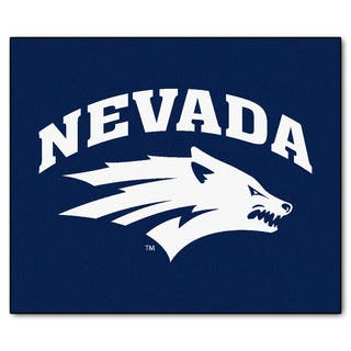 Fanmats Machine-Made University of Nevada Blue Nylon Tailgater Mat (5' x 6')|https://ak1.ostkcdn.com/images/products/10100226/P17241460.jpg?impolicy=medium