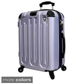 Mia Toro Regale 29-inch Lightweight Hardside Expandable Spinner Suitcase