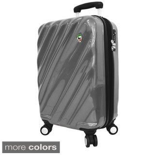 Mia Toro ITALY Onda Fusion 29-inch Lightweight Hardside Expandable Spinner Suitcase