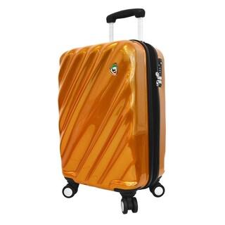 Mia Toro ITALY Onda Fusion 24-inch Hardside Expandable Spinner Suitcase