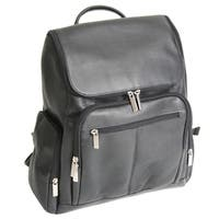 Royce Leather Colombian Vaquetta Cowhide Laptop Backpack