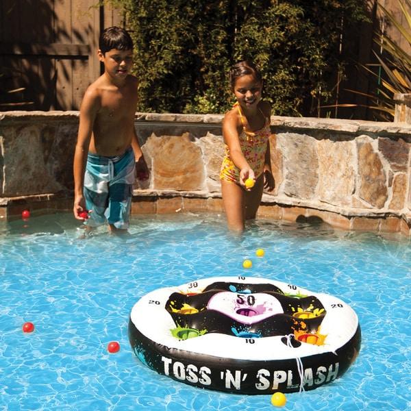Poolmaster Toss 'N' Splash Floating Game
