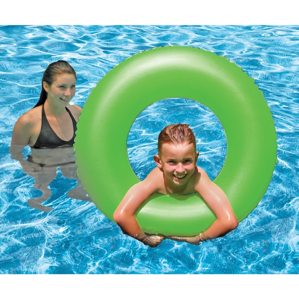 "Poolmaster 35"" Translucent Colored Swimming Pool Tube"