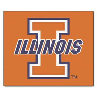 Fanmats Machine-Made University of Illinois Orange Nylon Tailgater Mat (5' x 6')|https://ak1.ostkcdn.com/images/products/10100348/P17241589.jpg?impolicy=medium