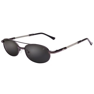 Xezo Unisex Intrepid Titanium Sunglasses