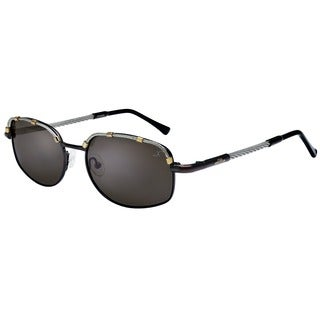 Xezo Unisex Airman Polarized Sunglasses