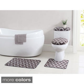 VCNY Vivienne 12-piece Bath Rug Set