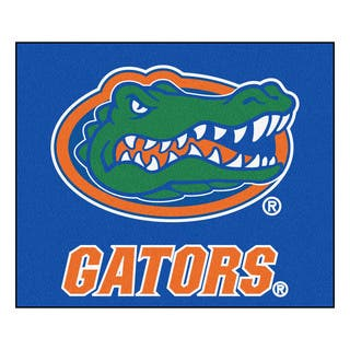 Fanmats Machine Made University Of Florida Blue Nylon Tailgater Mat 5