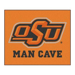 Fanmats Machine-Made Oklahoma State University Orange Nylon Man Cave Tailgater Mat (5' x 6') https://ak1.ostkcdn.com/images/products/10100898/P17242028.jpg?impolicy=medium