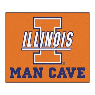 Fanmats Machine-Made University of Illinois Orange Nylon Man Cave Tailgater Mat (5' x 6')|https://ak1.ostkcdn.com/images/products/10100913/P17242041.jpg?impolicy=medium