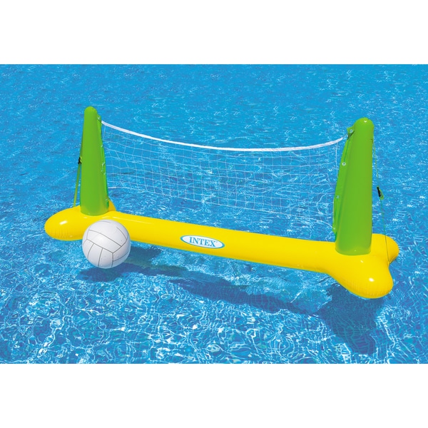 Shop intex pool volleyball game free shipping on orders over 45 10101770 - Rete pallavolo piscina ...