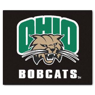 Fanmats Machine-Made Ohio University Black Nylon Tailgater Mat (5' x 6')|https://ak1.ostkcdn.com/images/products/10101782/P17242770.jpg?impolicy=medium