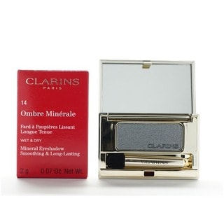 Clarins Ombre Minerale Smoothing and Long Lasting 14 Platinum Eyeshadow