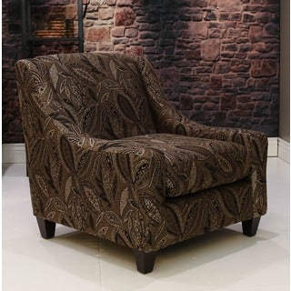 Somette Barrie Floral Club Chair