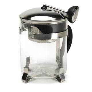 Tea Maker Chrome
