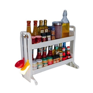 Double Shelf Spice Holder