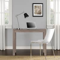 Avenue Greene Jack Weathered Oak Desk with Drawer