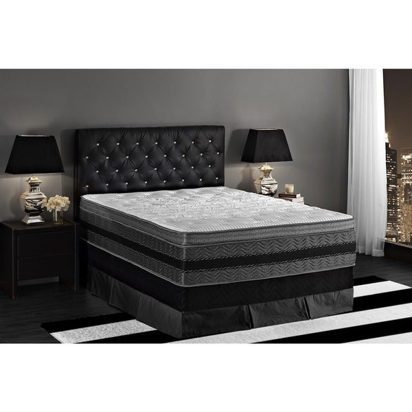 DHP Signature Sleep Justice 14 inch Queen size Hybrid