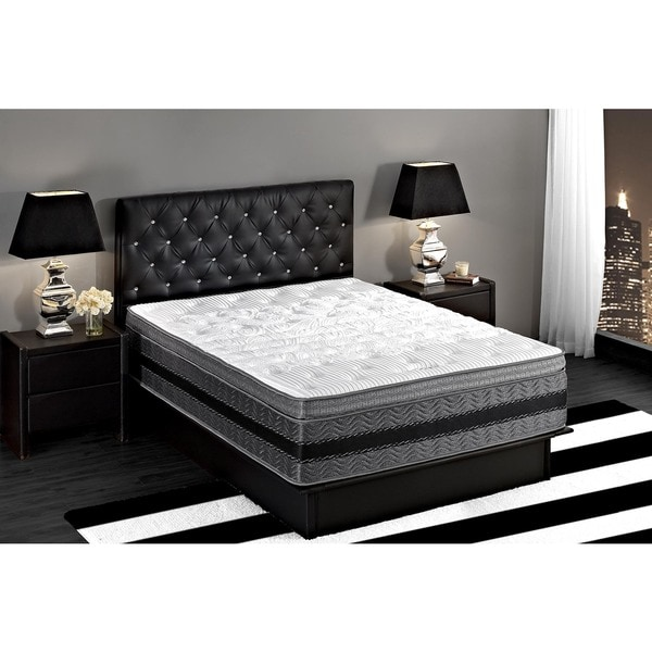 DHP Signature Sleep Justice 14 inch King size Hybrid Pocket Coil and Gel  Memory DHP. Dhp California King Discount Beds   belmoneta com
