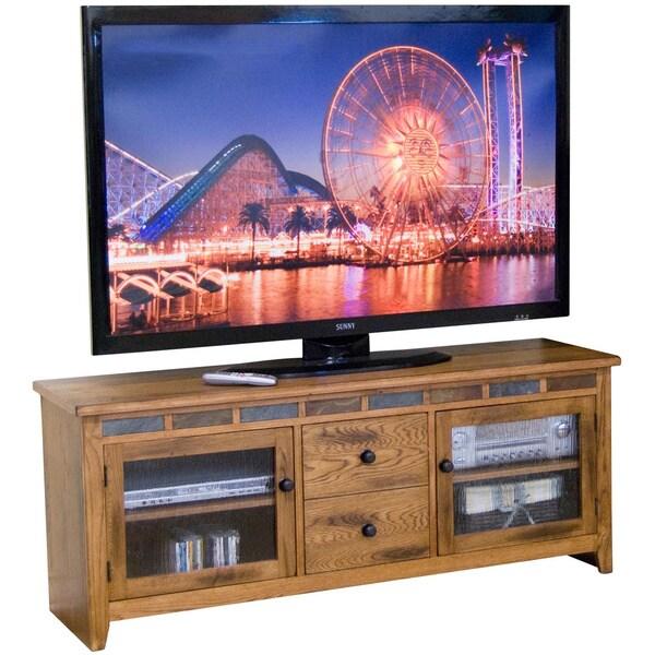 Shop Sunny Designs Sedona 62 Inch Tv Console Free