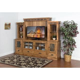 Sunny Designs Sedona Entertainment Wall
