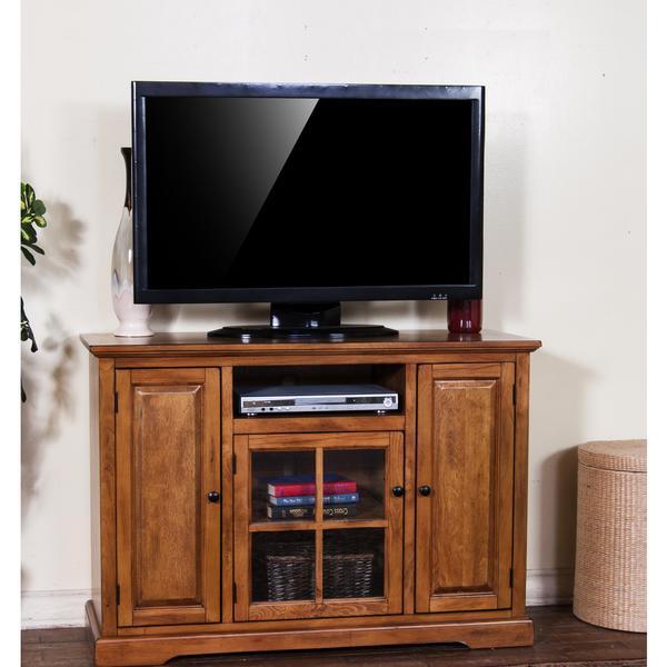 Shop Sunny Designs Sedona 64 Inch Tv Console Free