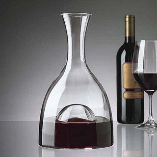 48-ounce Dome Visual Wine Decanter