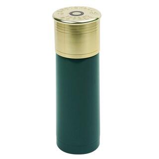 25-ounce 12-gauge Green Shotgun Shell Termal Bottle