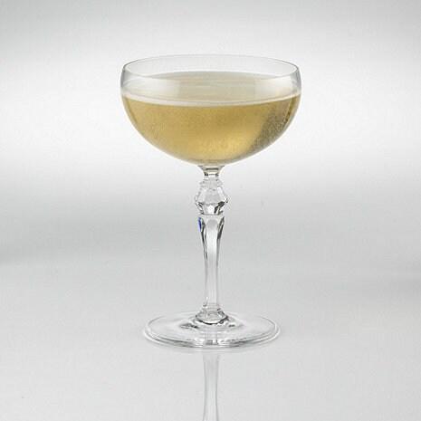 Fusion Deco Champagne Coupe Glasses (Set of 4)