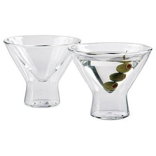 Steady-Temp Martini Glasses (Set of 4)