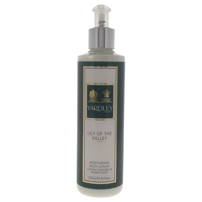 Yardley of London Lily of The Valley Women's 8.4-ounce Mo...