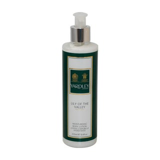 Yardley of London Lily of The Valley Women's 8.4-ounce Moisturizing Body Lotion