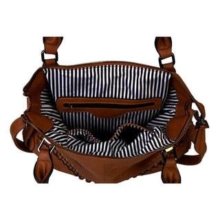 Rimen & Co. Laced-Front Tote Handbag