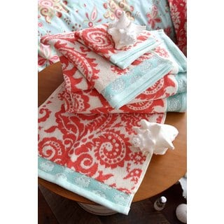 Amy Butler for Welspun Woodfern Towel Set