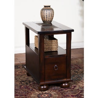 Santa Fe Chair Rustic Side Table